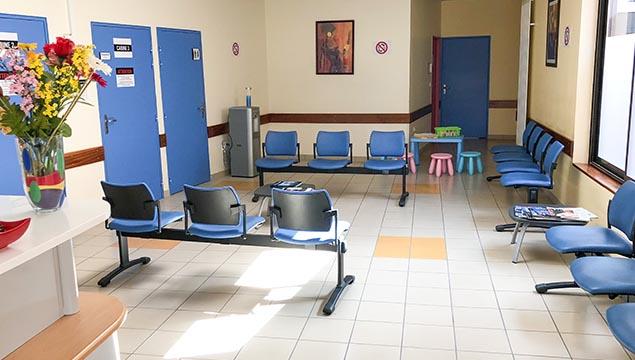 salle d'attente cabinet noyon